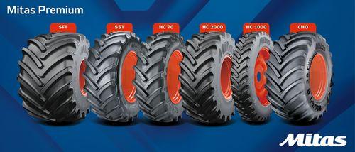 Mitas Premium tyre line