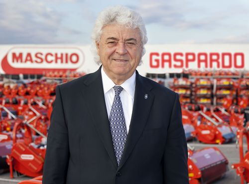 PresidenteEgidioMaschio