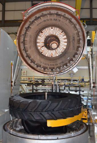 1st Trelleborg Tire in USA