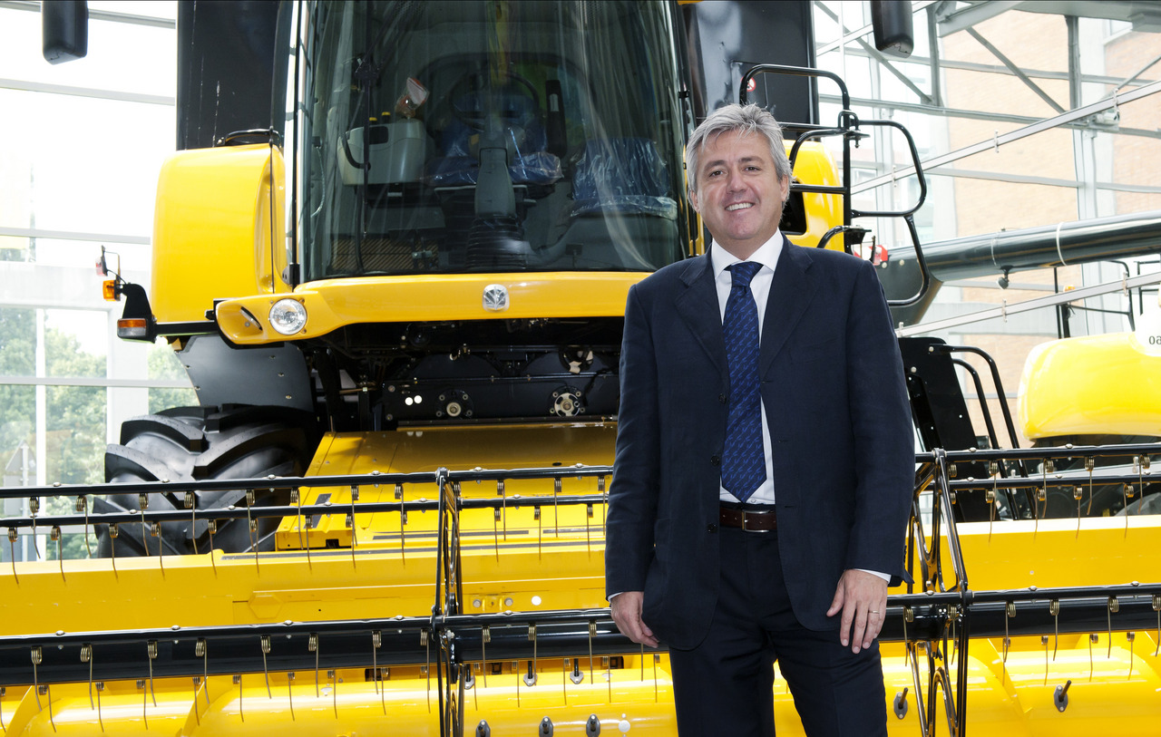 Carlo Lambro Brand President New Holland Agriculture