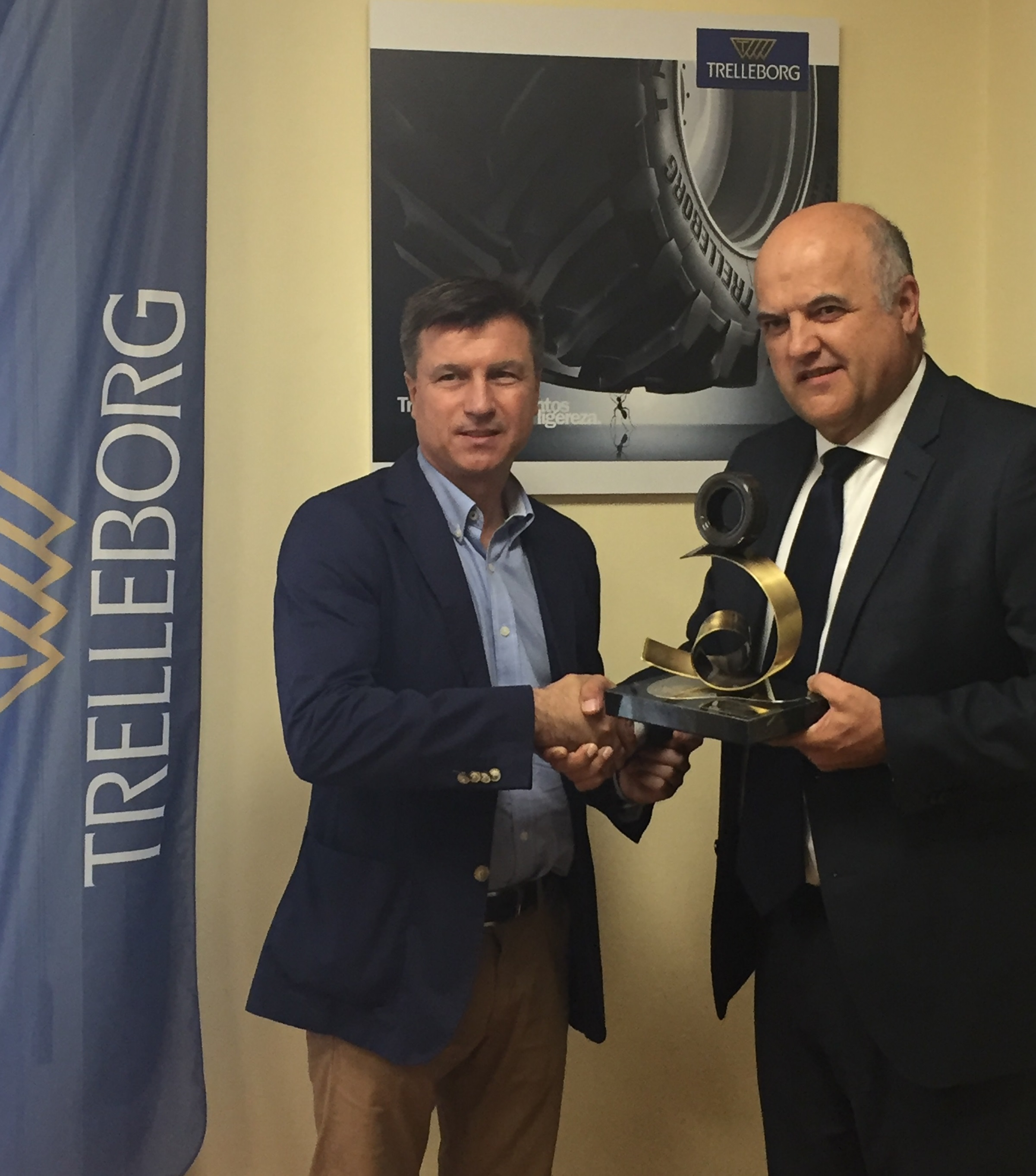 Awarding Trelleborg
