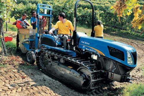 Il trattore che tutela la salute agricoltura news for Consorzio agrario piacenza trattori usati